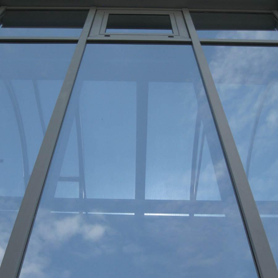 UV Sonnenschutzfolie Werbetechnik Lösungen