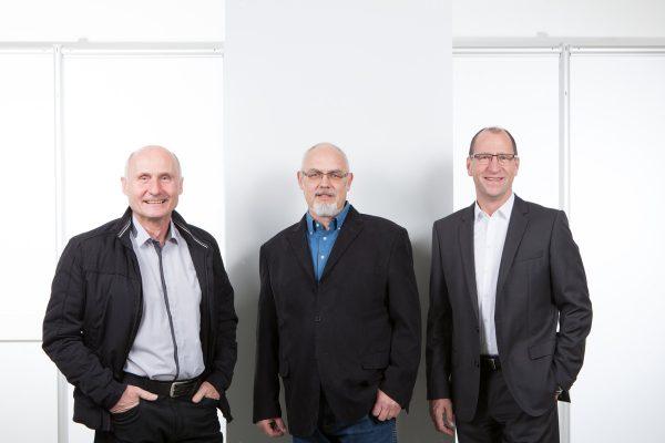 Geschäftsleitung Kaiser, Böttcher, Karl - Medienhaus RETE