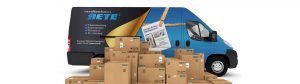 Service rund um Logistik - RETE Fahrzeug