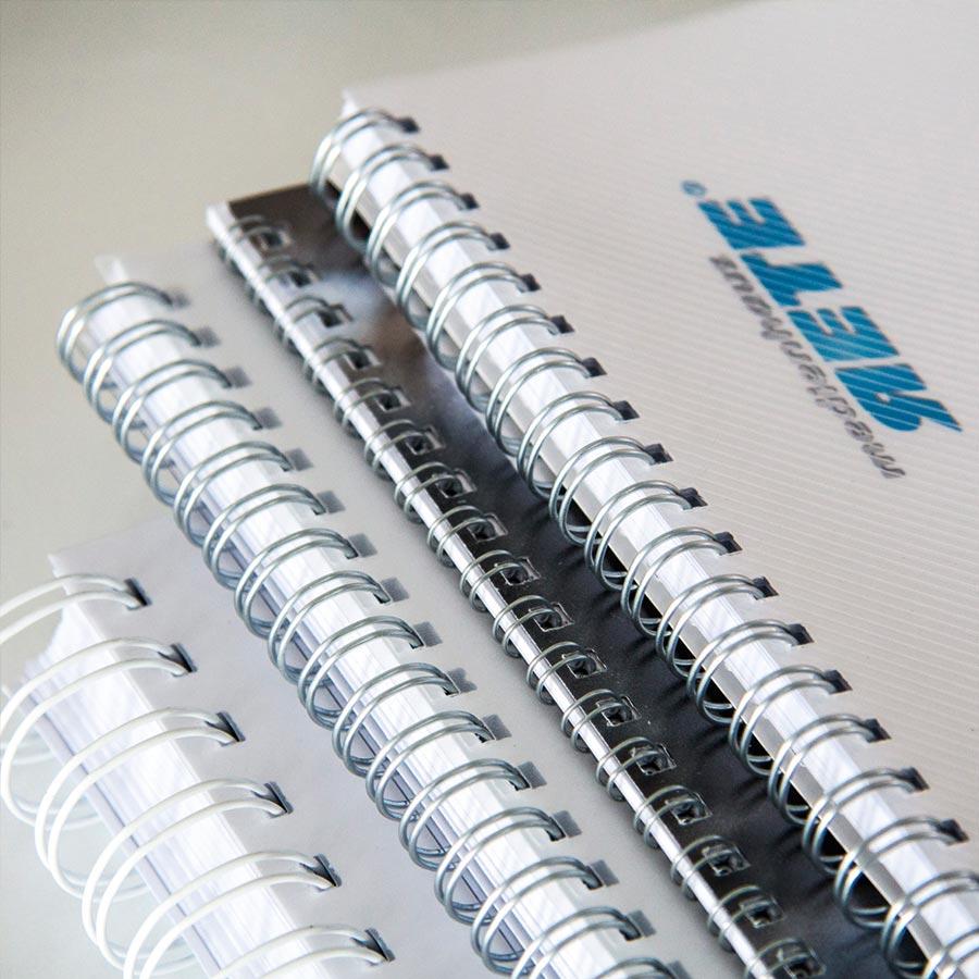 Print-Services von RETE - Beispiel Stapel RETE Prints