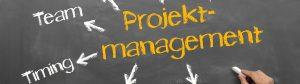 Projektmanagement Service von RETE