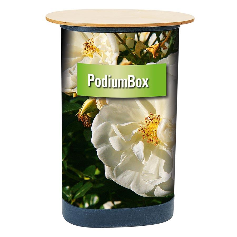 Die Medienhaus RETE Expand PodiumBox