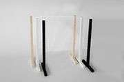 Holzgestelle Plexiglas