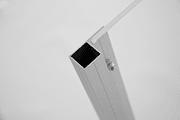 Plexiglasaufsteller Aluminium Trennwandsysteme