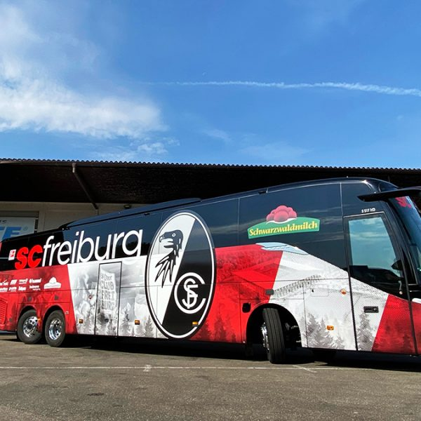 Bus Folierung