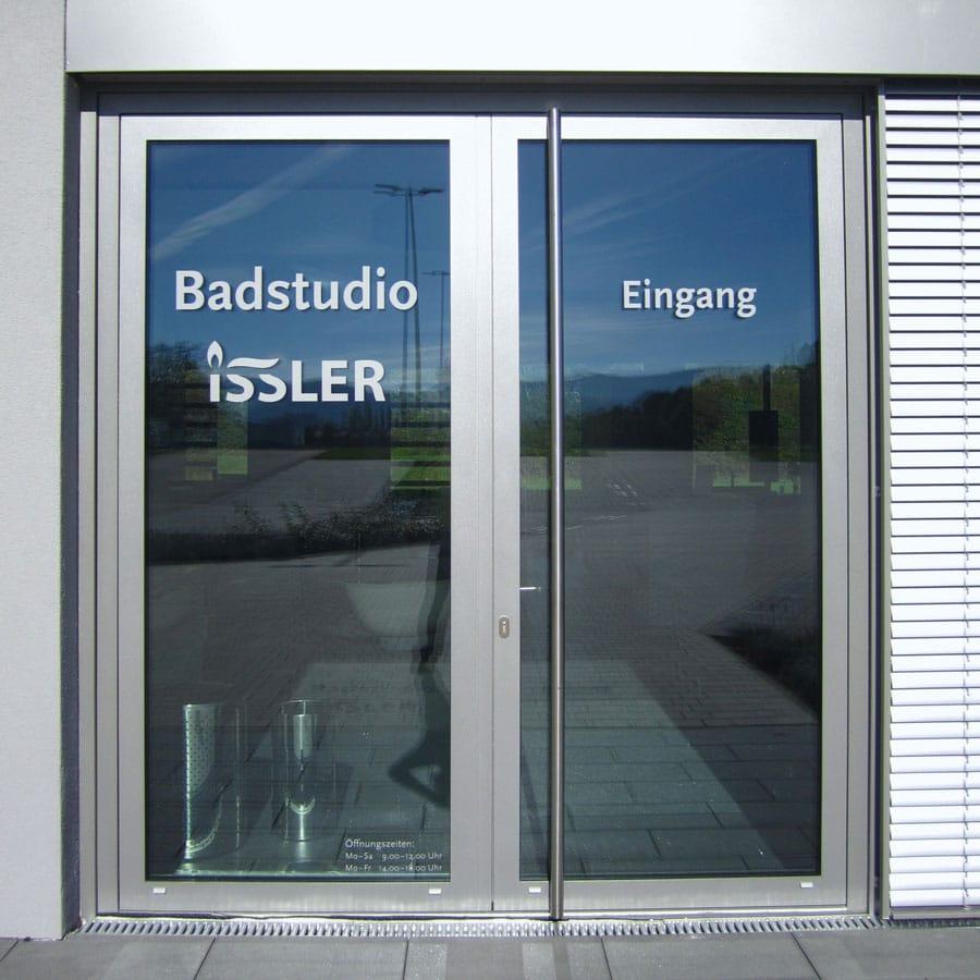 Fensterfolierung