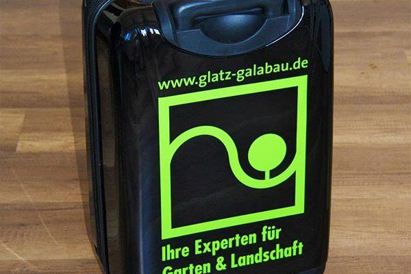 Beispiel Koffer Folierungen RETE