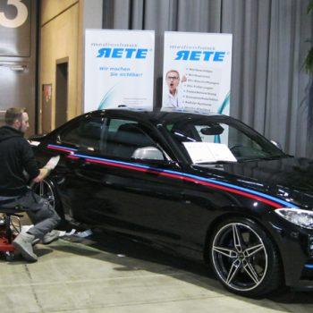 Fahrzeugfolierungen Car Wrapping BMW Coupe