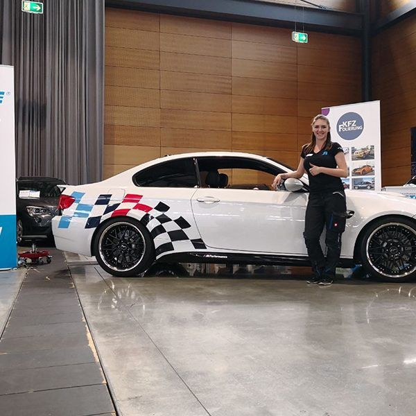 Folierung BMW M3