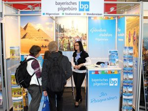 Octaquick Messestand