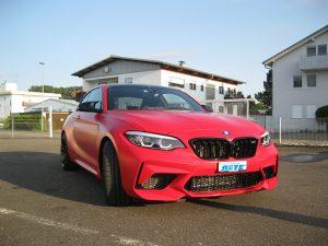 Autofolierung BMW M2