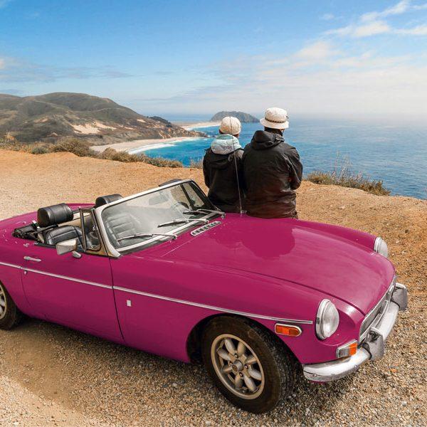 Fahrzeugfolierungen Folierung Cabrio in Ihrer Wunschfarbe