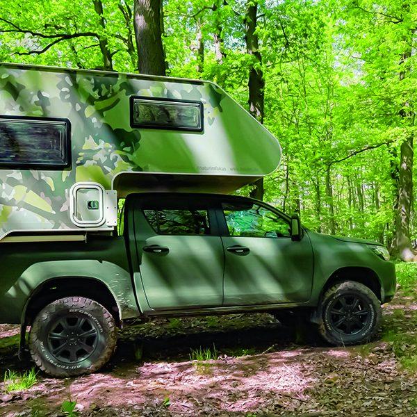 Tarnfolierung Fahrzeug Nissan Autofolierung Camouflage