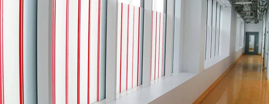 Sichtschutz Innnenraumgestaltung