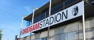 Stadionwerbung